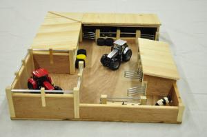Toy Livestock Yard