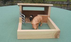 pig-house